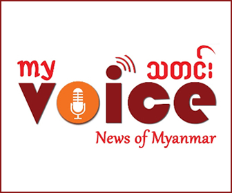 my voice - News of Myanmar